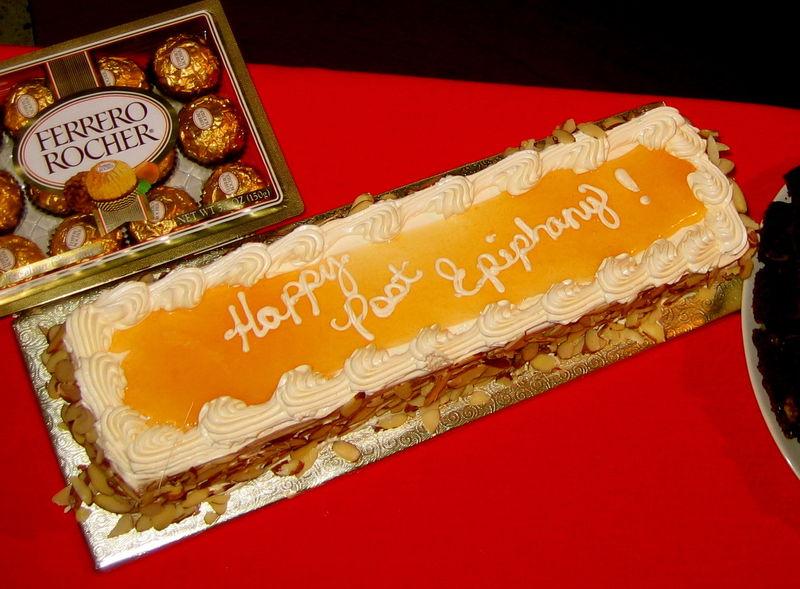 The Post E Cake
