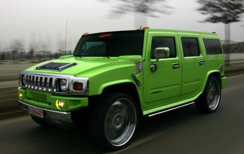 Green_hummer