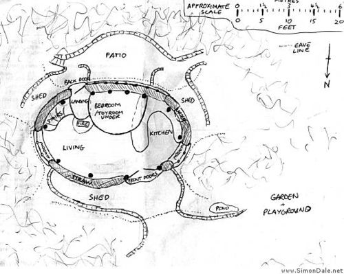 Hobbithouseplan