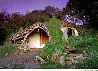 Hobbit house photo