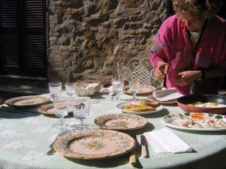 Perugia table