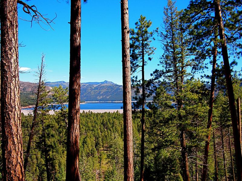 Vallecito Lake September 30, 2013