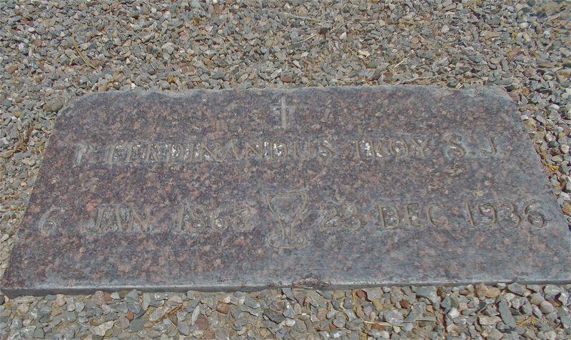Troy grave